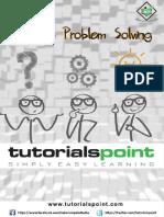 Creative Problem Solving Tutorial