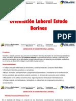 Presentación Orientacion Laboral Estadal Barinas