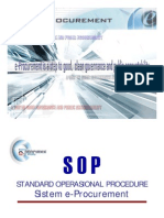 SOP E-Procurement_Way Good Governance Public Accountability
