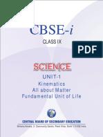 CBSEI CLASS9