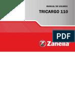 Manual Zanella Tricargo