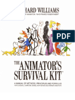 Richard Williams the Animator s Survival Kit Full Amp Good