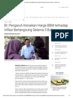 BI_ Pengaruh Kenaikan Harga BBM terhadap Inflasi Berlangsung Selama 3 Bulan - Kompas.pdf