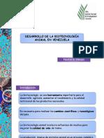 Biotecnología Animal en Venezuela