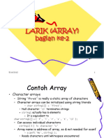 Algor-6 2012 Array Part 2 Rev PDP