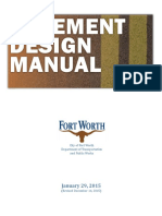 Pavement Manual