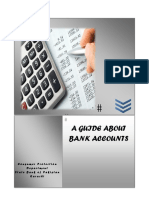 A Guide About Bank Accounts