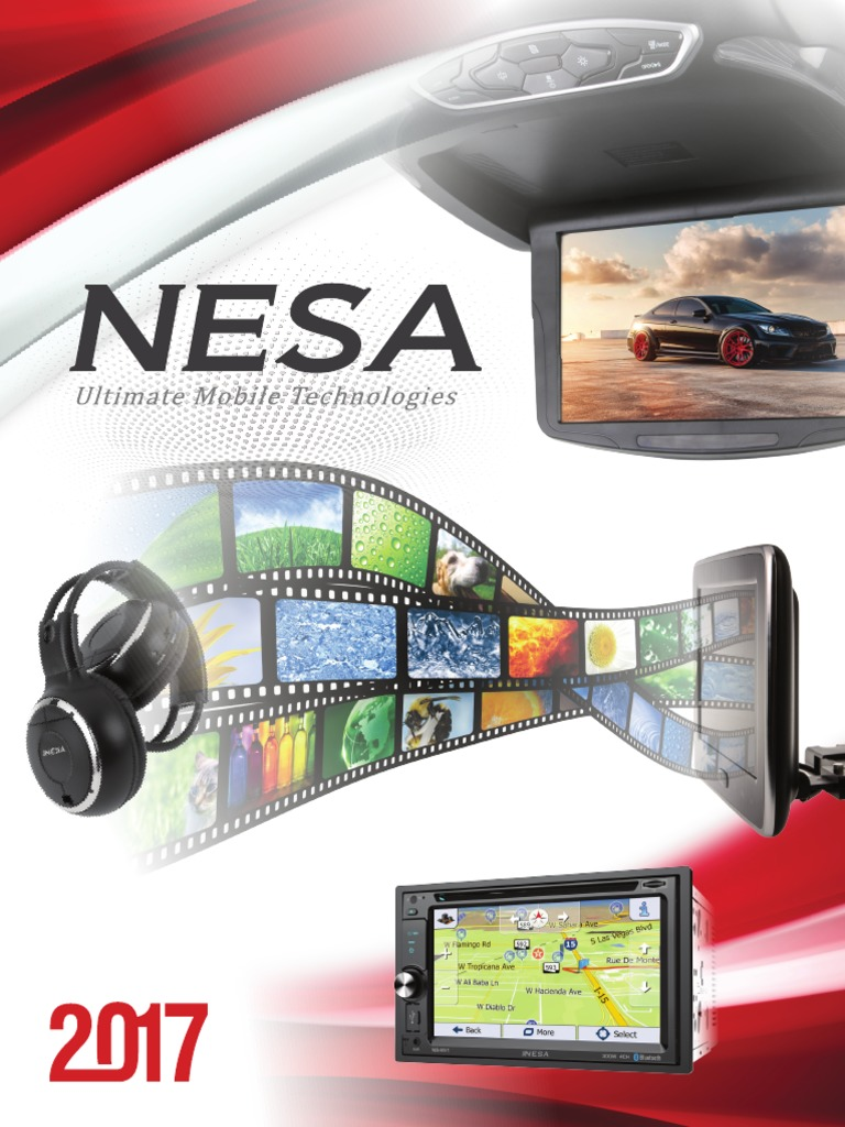 2017 NESA Catalog | Mobile Device | Android (Operating System) Nesa Overhead Dvd Player Wiring Diagram on