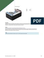 162244 Fr Module de Voyants Et de Repartition Electrique