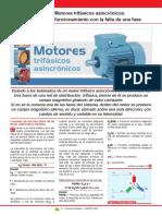 48_12 Motores trifásicos asincrónicos. Funcionamiento con la falta de una fase..pdf