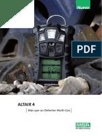 Altair 4 Msa_folleto Yareth Quimicos Ltda