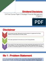 Fp 2 Ch 6 Dividend Decisions