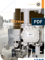 Hallscrew Product Range Brochure
