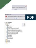 Invalid FORMATETC Structure Error