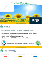 Concetrated Solar Thermal