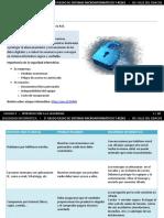 U1 Introducción a La Seguridad Informática