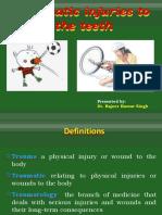 Traumatic Injuries1