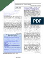 Hidrocarburos Bolivia Informe Semanal Del 16 Al 22 de Agosto 2010