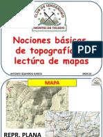 Topografia y Lectura