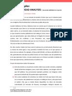 Volume Spread Analysis manual