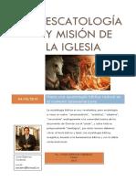 escatologiaymisiondelaiglesia
