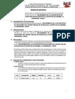12.-TDR- Estudio de Suelos