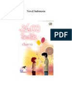 Novel Indonesia 3600 Detik