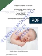 EURÍDICE - CLC - Fases do Sono e Medicinas
