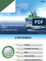 Estructura Base de Datos
