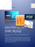 HOL 10 Java Swing Dan JDBC