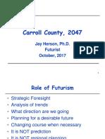 Carroll County, 2047