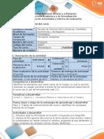 Guía de Actividades y Rúbrica de Evaluación - Paso 1 - Conceptos Básicos e Importancia de La Imágen