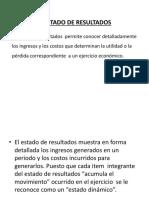 Clase GestiOn Financiera Estado Resultados II