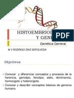 Clase 1 Genética General