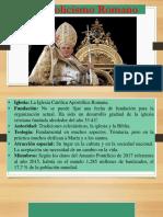 El Catolicismo Romano 2