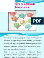 Origami Matematica
