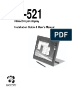 DTF521 Manual