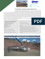 Especificaciones Tecnicas Grua Hiab 622 SATRINSA.