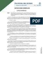 El Boletín Oficial del Estado publica ya la aprobación de las medidas del #Articulo155