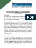 Efeito Do Ajuste Da Corrente de Curto-circuito Sobre as Características Econômicas de Eletrodos Revestidos Na Posição Sobrecabeça