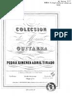 Collection of 100 Minuets - Abril Tirado