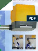 Iberclean Filtro Mecanico Para Humos de Soldadura Filtro Para Humos Soldadura y Polvo Volatil Euromate Sfd 881680