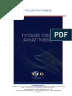 TTG - OSS tools 2017