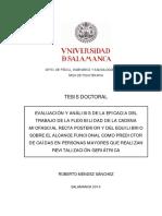 DFIRM Méndez SánchezR Evaluación