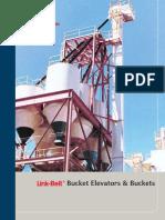 Fmc 105-Tup Bucket Elevators & Elevator Buckets