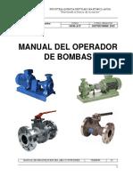 Manual Del Operdor de Bombas 1
