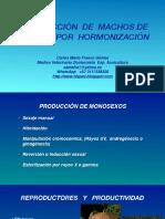 5. CAMAFRA_Conceptos Prácticos, Para La Producción de Machos de Tilapia Por Hormonización