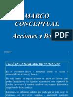 Acciones y Bonos. II.