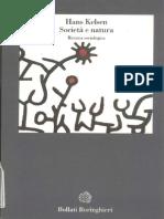 Indice Kelsen Societa e Natura