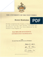 UWI CERTTIFICATE -Bsc INFORMATION TECHNOLOGY.pdf